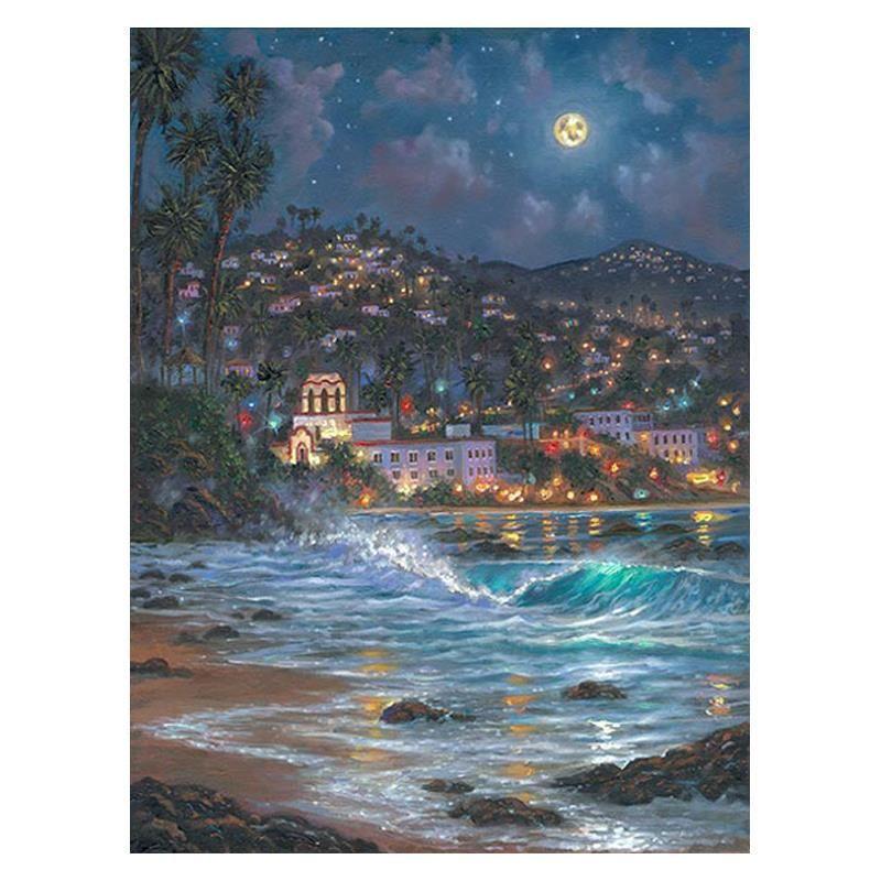 Starry Night Laguna by Finale, Robert