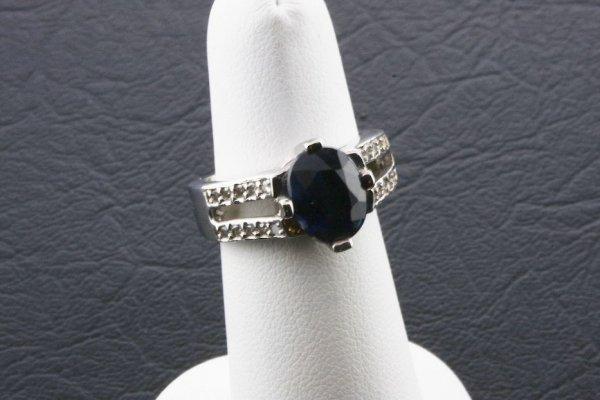 11: Ladies Sapphire Diamond Ring 2.29ctw - DI28