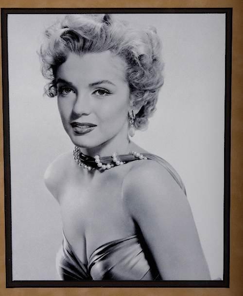434: Joe DiMaggio & Marilyn Monroe Autographed Baseball - 3