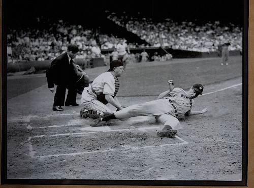 434: Joe DiMaggio & Marilyn Monroe Autographed Baseball - 5