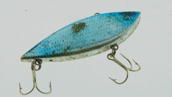 13: Vintage Fishing Hook FH116