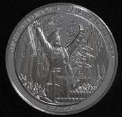 793: Dwight Eisenhower - Sterling Silver #38 History Co