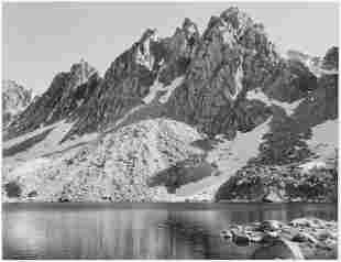 Adams - Kearsage Pinnacles, Kings River Canyon