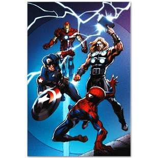 Ultimate Spider-Man #157 by Marvel Comics