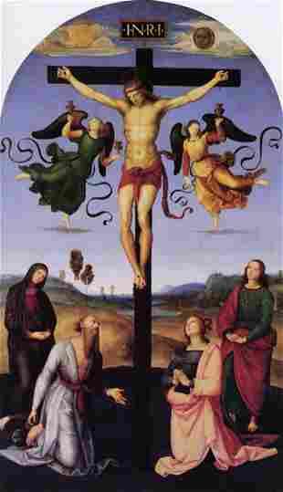 Raphael - Mond Crucifixion