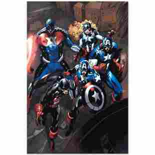 Captain America Corps #2 by Marvel Comics