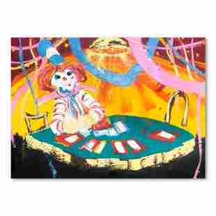 Blackjack Beats 21 by Henrie (1932-1999)