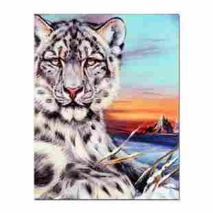 Snow Leopard Of China by Katon, Martin