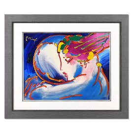 Peace by the Year 2000 by Peter Max