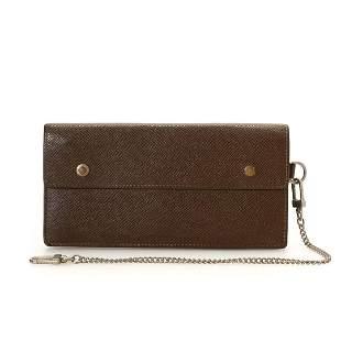 Louis Vuitton Black Monogram Accordeon Wallet
