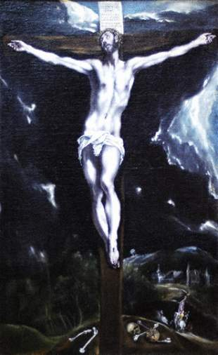 El Greco - Christ on the Cross