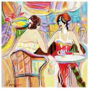 Spring Time Caf� by Maimon Original