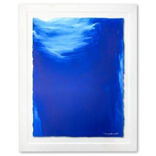 Abstracting 10 by Wyland Original