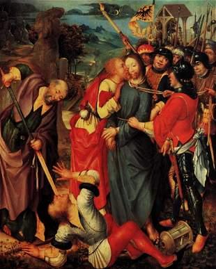 Kalken - Capture of Christ