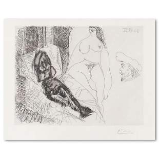 "Deux Femmes Avec Voyeur (13 juin 1968 IV)"" from ""347"