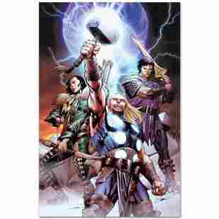 Ultimate Thor #3 by Marvel Comics