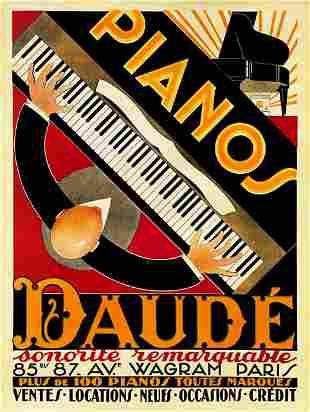 Andre Daude - Daude Pianos