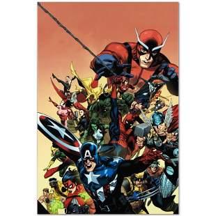 I Am An Avenger #1 by Marvel Comics