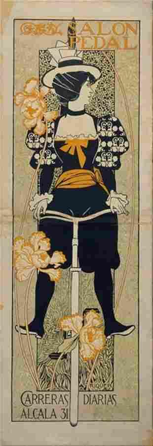 Alexandre de Riquer - Salon Pedal