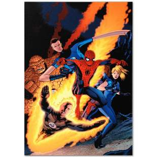 The Amazing Spider-Man #590 by Marvel Comics