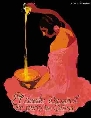 Unknown Artist - Spanish Olive Oil