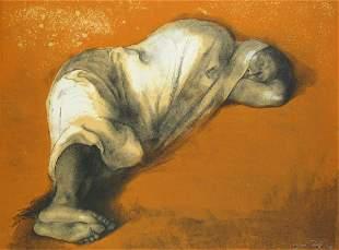 Soledad Acostada (Solitude Lying Down) by Francisco