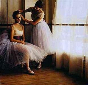 "Douglas Hofmann ""BEFORE THE BALLET"""