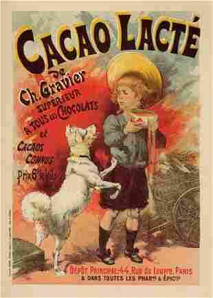 Lucien Lefevre - Cacao Lacte