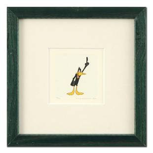 Daffy Duck (With Hand Up) by Looney Tunes