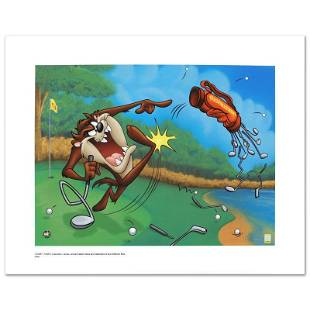 Terrible Taz Golf by Looney Tunes