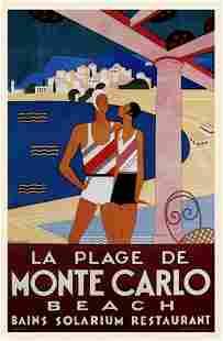 Phillipe Bouchard - Monte Carlo Beach