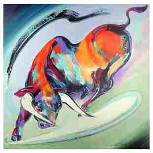 Dynamic Rotation by Gockel, Alfred Alexander