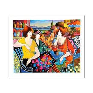 Girl Talk by Govezensky, Patricia