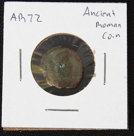 5: Ancient Roman Coin c. 270-378 AD AR72