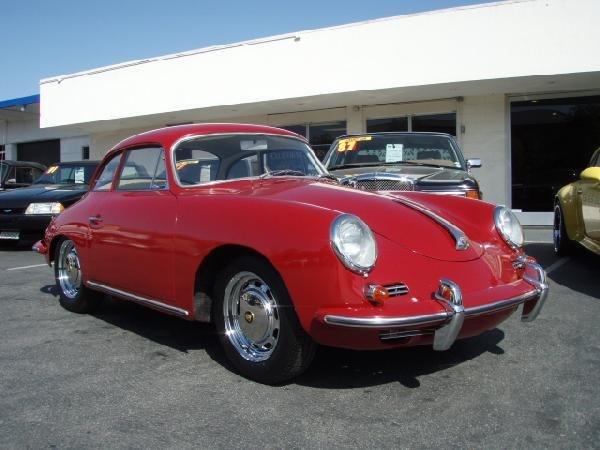 289: 1961 Porsche 356B - 100313 - Vintage Car/Automobil