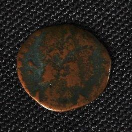 6: Ancient Roman Bronze Coin AR206 c. 4th-5th Century
