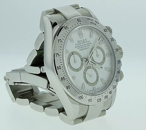 692: Rolex Daytona Series Men's Watch - W6