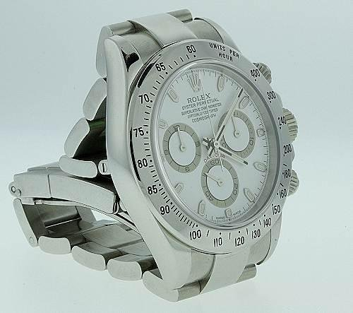 394: Rolex Daytona Series Men's Watch - W6