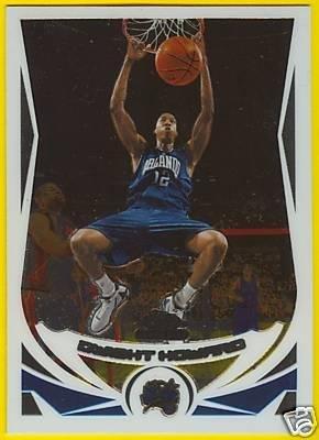 18: 2004 Dwight Howard Rookie Basketball Card