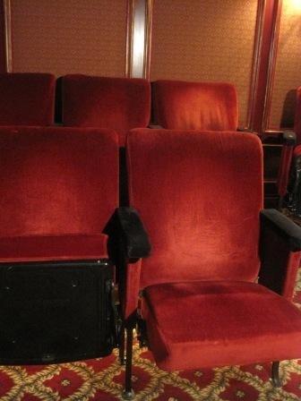 214: Vintage Theater Seats from Radio City Music Hall - 3
