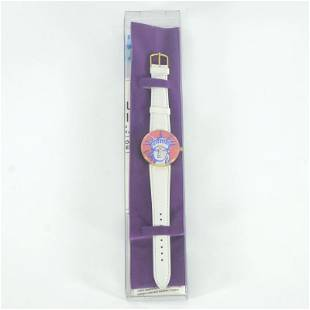 Peter Max Watch (Liberty Head) by Peter Max