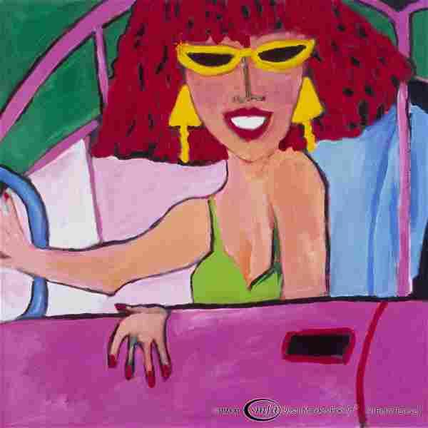 "Susan Manders ""Gotta Go Now"""