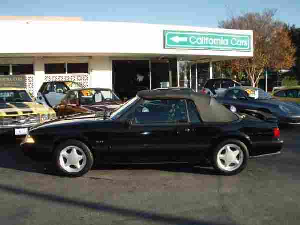1991 Ford Mustang LX - 100106 - Vintage Car/Automobi