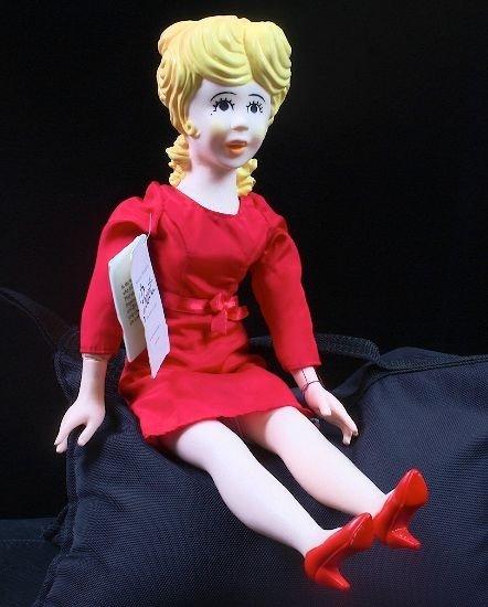 4: Vintage Blondie Doll with Original Tag NS34