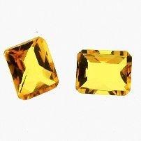 6: Citrine Parcel 2 Gemstones 9.76cts DL182