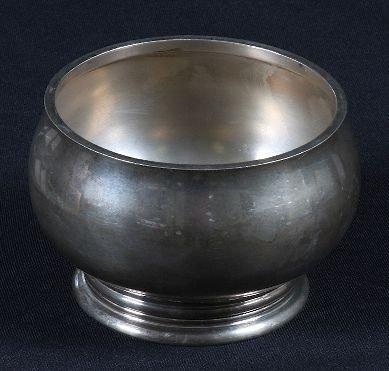 Sterling Silver Sugar Bowl 453 grams