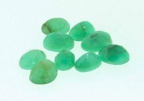 Emerald Beryl Parcel (9) 49.58cts. PCL77