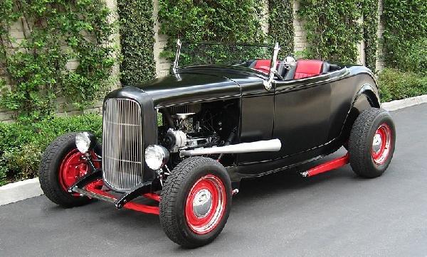 1932 Ford Highboy Roadster! Amazing Hotrod!