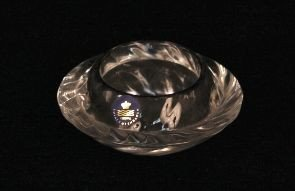160: Vintage Royal Copenhagen Votive Crystal. ED490