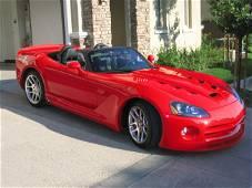 2004 Custom Dodge Viper Street Serpent